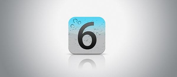 iOS6 logo